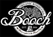 Booch Organic Kombucha - Garden Stage Sponsor