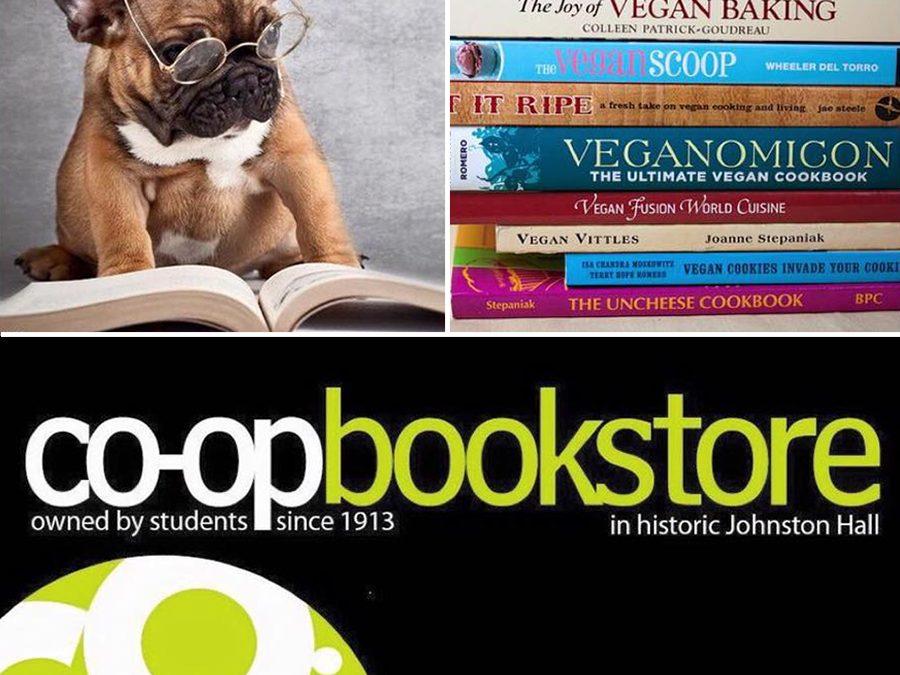 Visit our #VegfestGuelph book table for veg-friendly books!