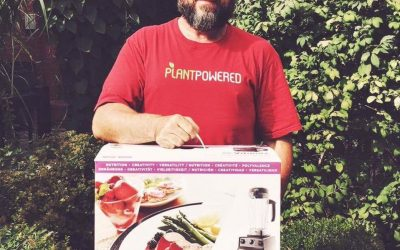 Congratulations to our Vitamix Giveaway winner Darryl Cundy of Ingersoll!