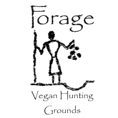 Forage: Vegan Hunting Grounds