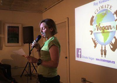 Jen - Vegfest team member