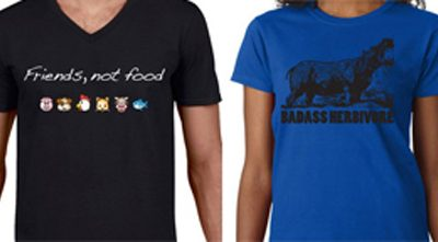 #Festiwear fashion available at #vegfestguelph Merch booth