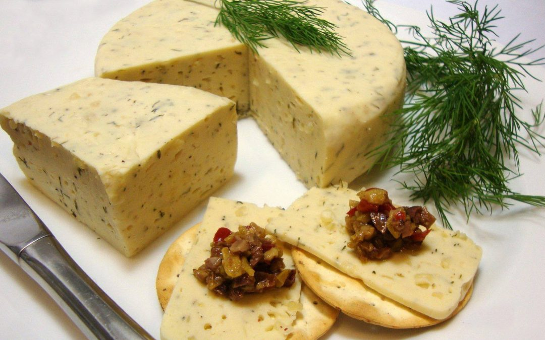 CLASS FULL!!! We're offering a #vegan cheese making class in January!